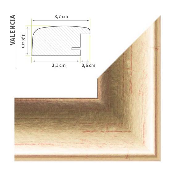 98x37 5 cm puzzle poster cadre photo 37 5x98 galement avec entspiegeltem acylglas ebay. Black Bedroom Furniture Sets. Home Design Ideas