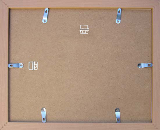 bilderrahmen alu geb rstet dekor 30 gr en made in germany ebay. Black Bedroom Furniture Sets. Home Design Ideas