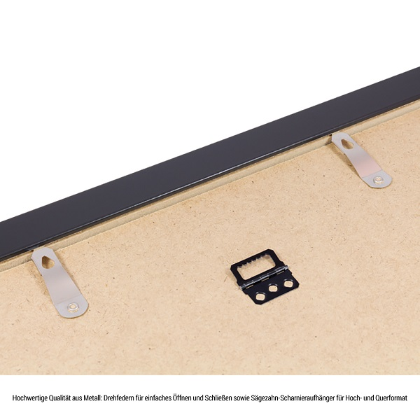 bilderrahmen barockrahmen athen kalypso schwarz 18x24. Black Bedroom Furniture Sets. Home Design Ideas
