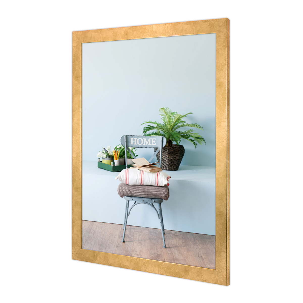 Bilderrahmen monza in 12 farben 60x80 80x60 acrylglas for Fenster 60x80