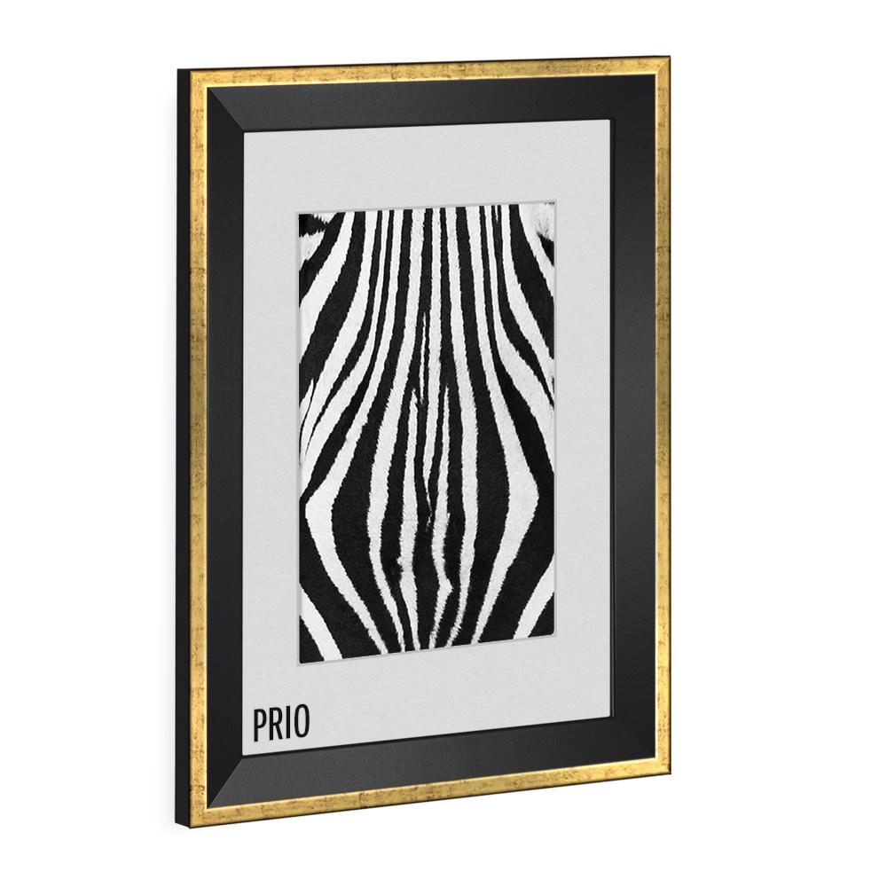 Bilderrahmen prio schmal in 11 farben 60x90 90x60 for Fenster 60x90