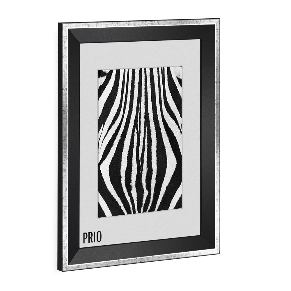 bilderrahmen prio schmal in 11 farben din a5 a4 a3 a2 a1 a0 geschenk foto modern ebay. Black Bedroom Furniture Sets. Home Design Ideas