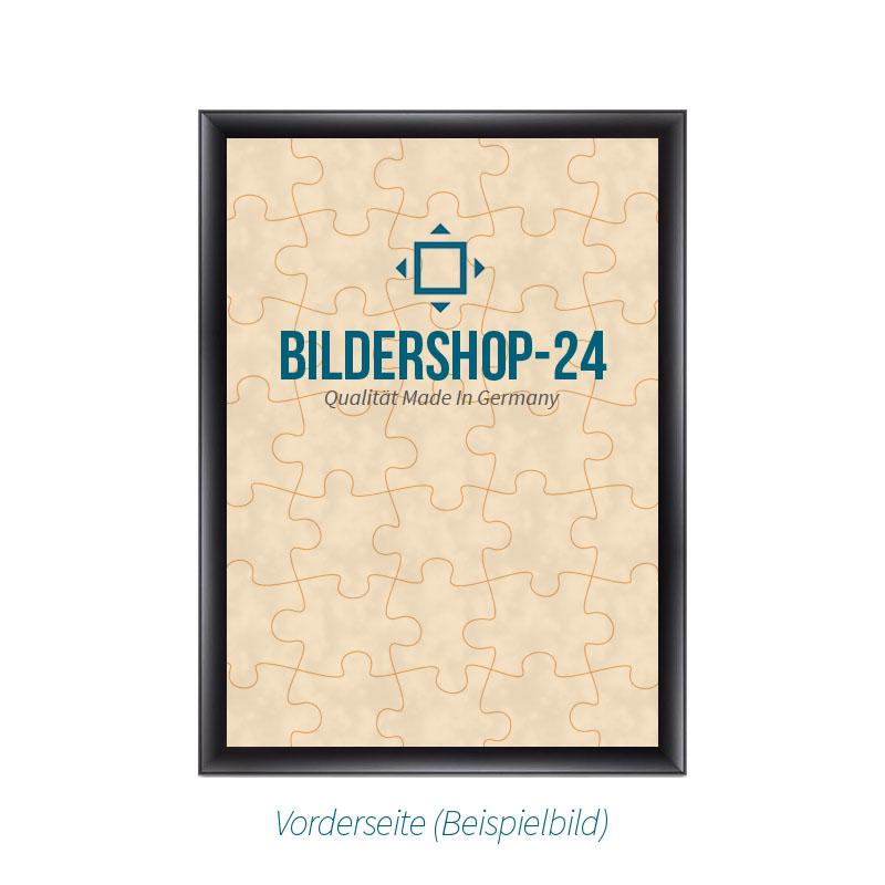 puzzlerahmen bilderrahmen puzzle 30 farben 60x85cm passgenau 60 x 85 cm rahmen ebay. Black Bedroom Furniture Sets. Home Design Ideas