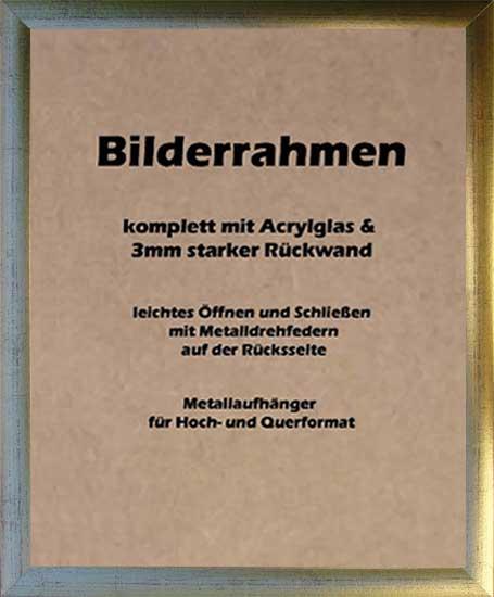 Bilderrahmen-40x60-Posterrahmen-60x40-auch-mit-reflexfreiem-Acrylglas-27-Farben