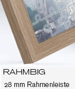 Rahmenleiste RahmBig (28 mm)