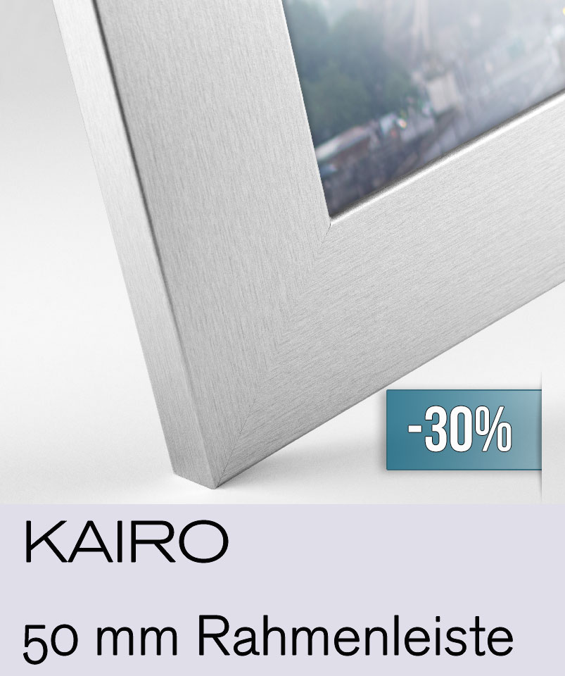 Rahmenleiste Kairo (50 mm)