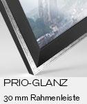 Rahmenleiste Prio Glanzlichter (30 mm)