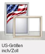 US-Größen (inch/Zoll)