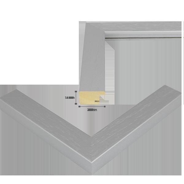 bilderrahmen massiv echt holz lackiert 80 x 120 cm 6 farben foto poster rahmen ebay. Black Bedroom Furniture Sets. Home Design Ideas