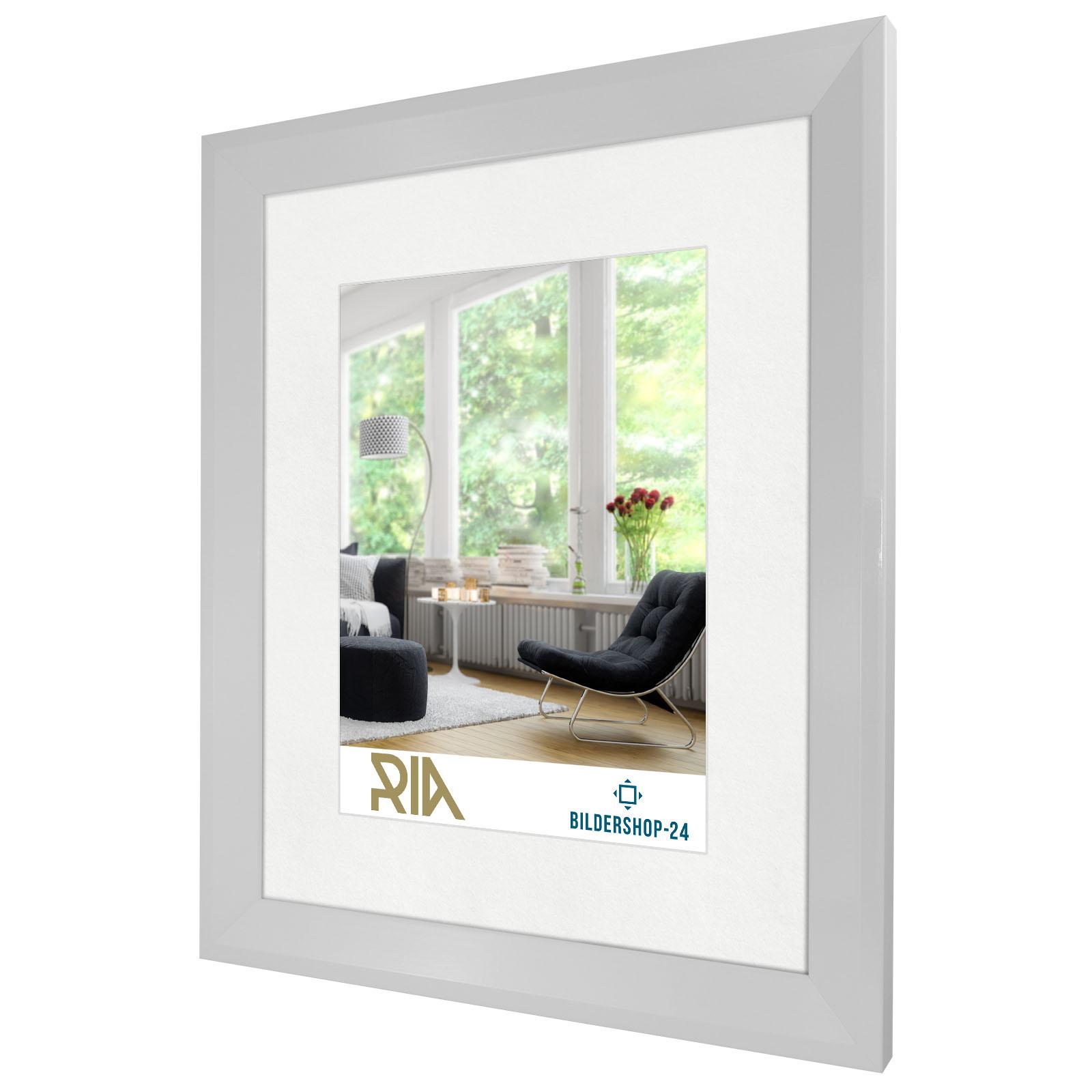 Bilderrahmen RIA 30 X 90 in 10 Farben MDF Foto Poster Wechsel ...