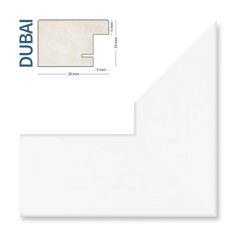 bilderrahmen dubai 50x150cm in vielen farben 150x50 holz. Black Bedroom Furniture Sets. Home Design Ideas